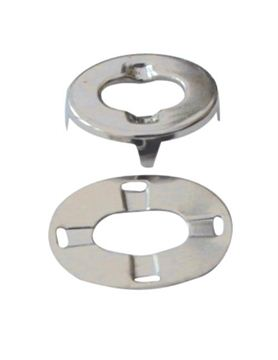 Picture of Turnbutton eyelet inc clinch plate Pk10