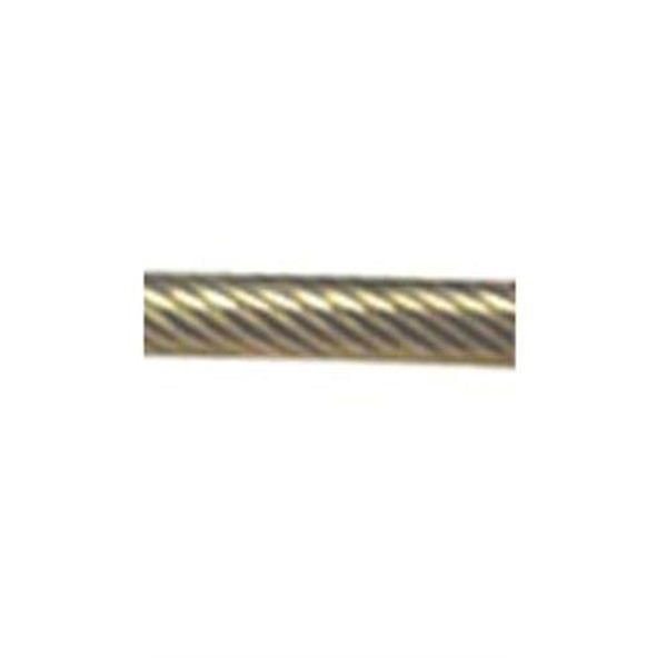 Picture of 5mm 1 x 19 Yacht rigging wire
