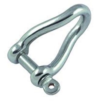Picture for category Stainless Steel Twist Shackle