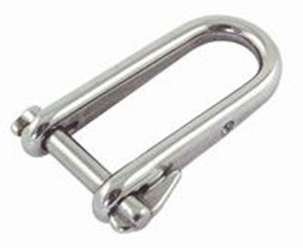 Picture for category Stainless Steel Key Pin Shackle