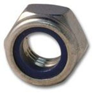 Picture for category Nyloc Nuts A4 316 Stainless Steel