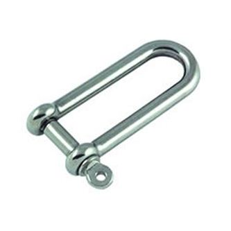 Picture for category Stainless Steel Long Dee Shackle