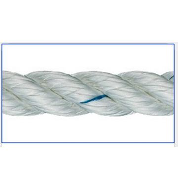 Picture of 16mm 3 strand Polyester Rope
